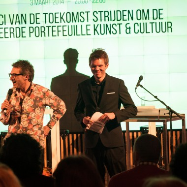 Verkiezingsdebat Rotterdam