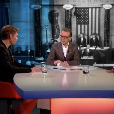 Over de erfenis van Obama bij RTL Z